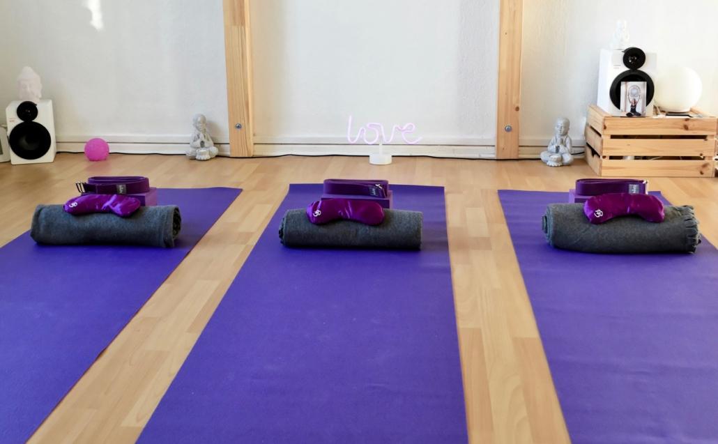 Yogastunden Lea LeMang