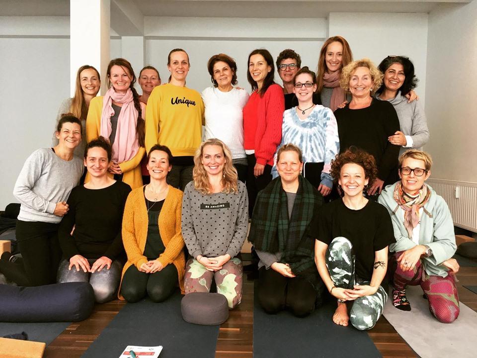 Yin Yoga Hamburg